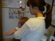 小児整体 赤ちゃん整体 生後1か月